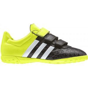 adidas ACE 15.4 TF J HL - Dětské kopačky