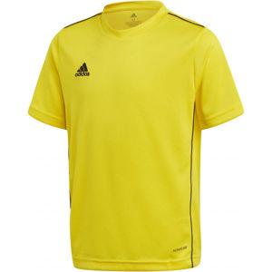 adidas CORE18 JSY Y  164 - Juniorský fotbalový dres