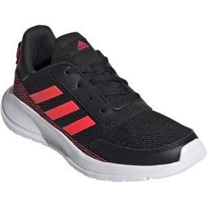adidas TENSAUR RUN K černá 4 - Dětské vycházkové tenisky