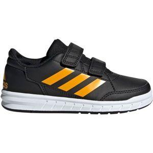 adidas ALTASPORT CF K černá 28 - Dětská vycházková obuv