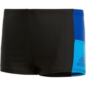 adidas INF CB BX B černá 158 - Chlapecké sportovní plavky