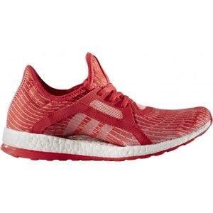 adidas PUREBOOST X W červená 6.5 - Dámská běžecká obuv