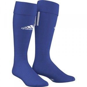 adidas SANTOS 3-STRIPE modrá 31-33 - Fotbalové štulpny