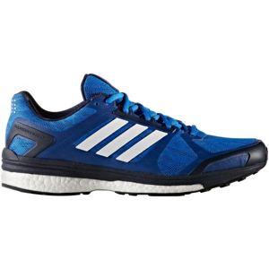 adidas SUPERNOVA SEQUENCE 9 M tmavě modrá 8.5 - Pánská běžecká obuv