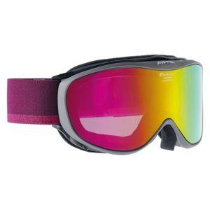 Alpina Sports CHALLENGE 2.0 MM černá NS - Lyžařské brýle