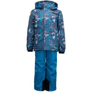 ALPINE PRO BORO  104-110 - Dětský lyžařský set
