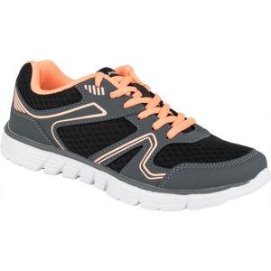 ALPINE PRO CAIARA oranžová 36 - Dámská volnočasová obuv