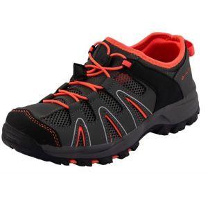 ALPINE PRO LOELA šedá 36 - Dámská letní obuv