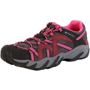 ALPINE PRO LEIF černá 41 - Pánská sportovní obuv