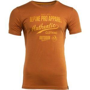 ALPINE PRO RANDOM 2 - Pánské triko