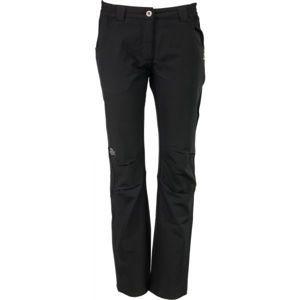 ALPINE PRO RASUA - Dámské softshellové kalhoty