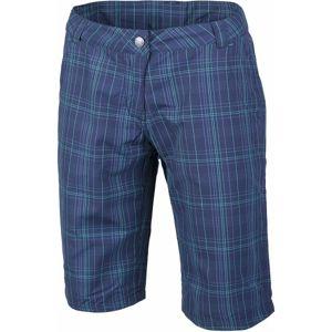 ALPINE PRO UBERABA modrá 36 - Dámské 3/4 kalhoty
