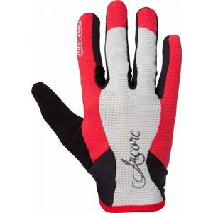 Arcore DIBBY černá L - Dámské dlouhoprsté cyklistické rukavice