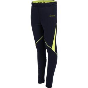 Arcore MIRON zelená 128-134 - Dětské X-country kalhoty