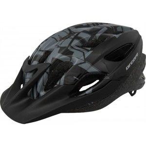 Arcore SHARP černá (54 - 58) - Cyklistická přilba