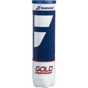 Babolat GOLD CHAMPIONSHIP X4  NS - Tenisové míčky