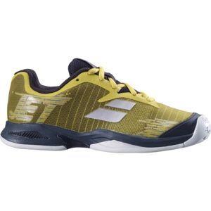 Babolat JET JR ALL COURT - Juniorská tenisová obuv