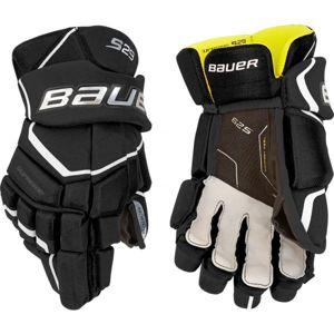 Bauer SUPREME S29 GLOVE JR bílá 11 - Hokejové rukavice