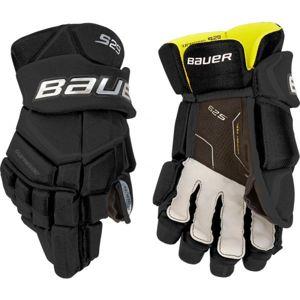 Bauer SUPREME S29 GLOVE JR černá 11 - Hokejové rukavice