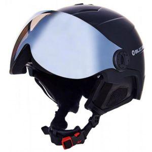 Blizzard DOUBLE VISOR SKI HELMET černá (56 - 59) - Lyžařská helma