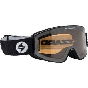 Blizzard MDAFO černá NS - Sjezdové brýle