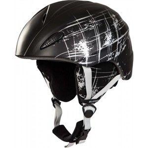 Blizzard STROKE černá (58 - 62) - Lyžařská helma