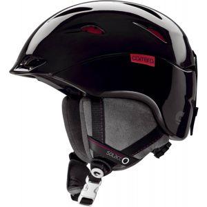 Carrera SOLACE černá 51-55 - Dámská lyžařská helma