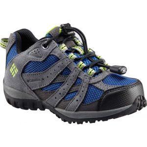 Columbia CHILDRENS REDMOND WATERPROOF - Dětské outdoorové boty