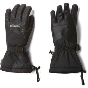 Columbia W WHIRLOBIRD GLOVE černá M - Dámské zimní rukavice