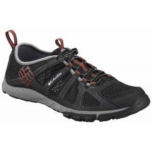 Columbia LIQUIFLY černá 10.5 - Pánská outdoorová obuv