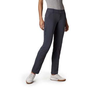Columbia SATURDAY TRAIL PANT tmavě šedá 10 - Dámské kalhoty
