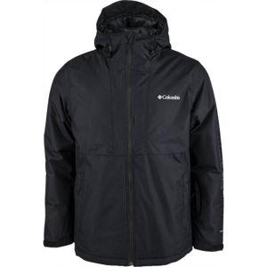 Columbia TIMBERTURNER JACKET černá XL - Pánská lyžařská bunda