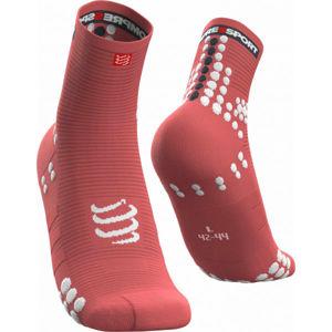 Compressport RACE V3.0 RUN HI  T1 - Běžecké ponožky
