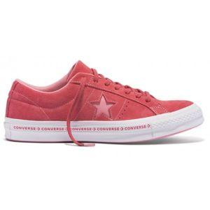 Converse ONE STAR světle růžová 41 - Dámské tenisky