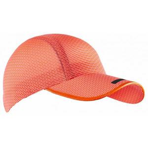 Craft VENT MESH oranžová  - Běžecká kšiltovka