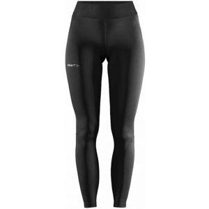 Craft ADV ESSENCE TRAIL černá S - Dámské elastické kalhoty