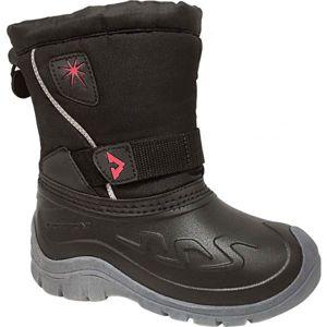 Crossroad CLOUD šedá 31 - Dětská zimní obuv