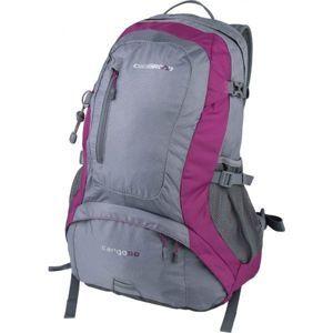 Crossroad CARGO 30 fialová NS - Turistický odvětraný batoh