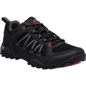 Crossroad DIZER černá 44 - Pánská treková obuv