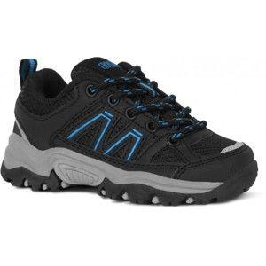 Crossroad DONALD modrá 31 - Dětská treková obuv