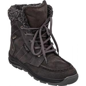 Crossroad KUMA šedá 42 - Dámská zimní obuv