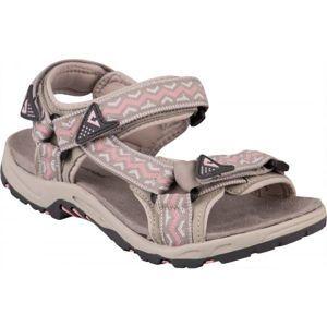 Crossroad MADDY šedá 40 - Dámské sandály