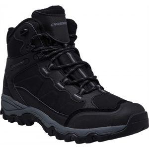 Crossroad TARIS černá 44 - Pánská zimní obuv