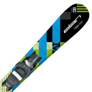 Elan MAXX BLK BLUE QS + EL 7.5  130 - Chlapecké sjezdové lyže