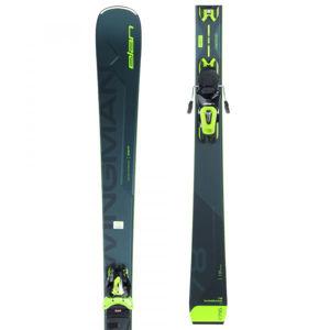 Elan WINGMAN 78 TI PS + ELS 11  168 - Pánské sjezdové lyže