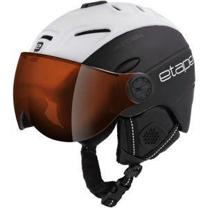 Etape COMP PRO - Lyžařská helma s visorem