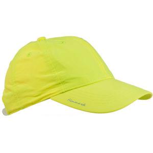 Finmark FNKC973 světle zelená UNI - Dětská baseballová čepice