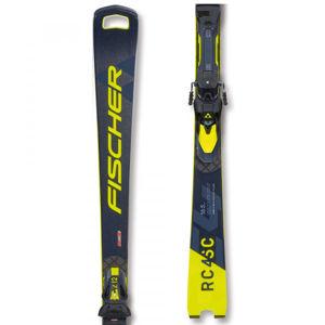 Fischer RC4 WC SC FIS+Z12  160 - Sjezdové lyže