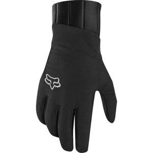 Fox DEFEND PRO FIRE GLOVE černá 2XL - Zateplené rukavice na kolo