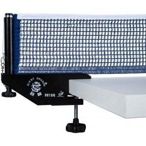 Giant Dragon 9819N černá  - Síť na stolní tenis ITTF